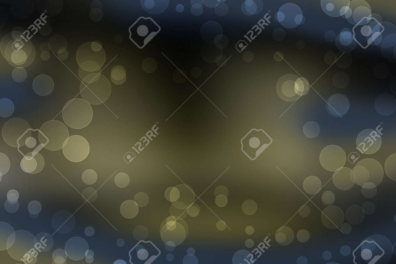 Abstract white bokeh texture on colorful blurred holiday background Photo overlay defocused vintage lights backdrop. For Christmas and New year design with snowfall, night city lightening - 163392539