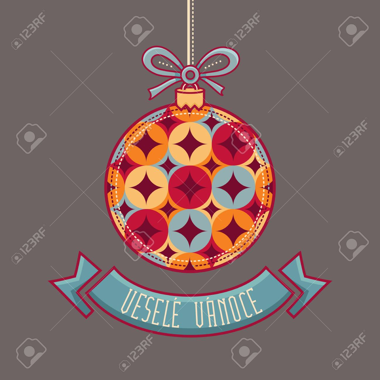 Vesele vanoce christmas message lettering composition with phrase christmas message lettering composition with phrase on czech language warm wishes for happy holidays best for greeting card promotion m4hsunfo