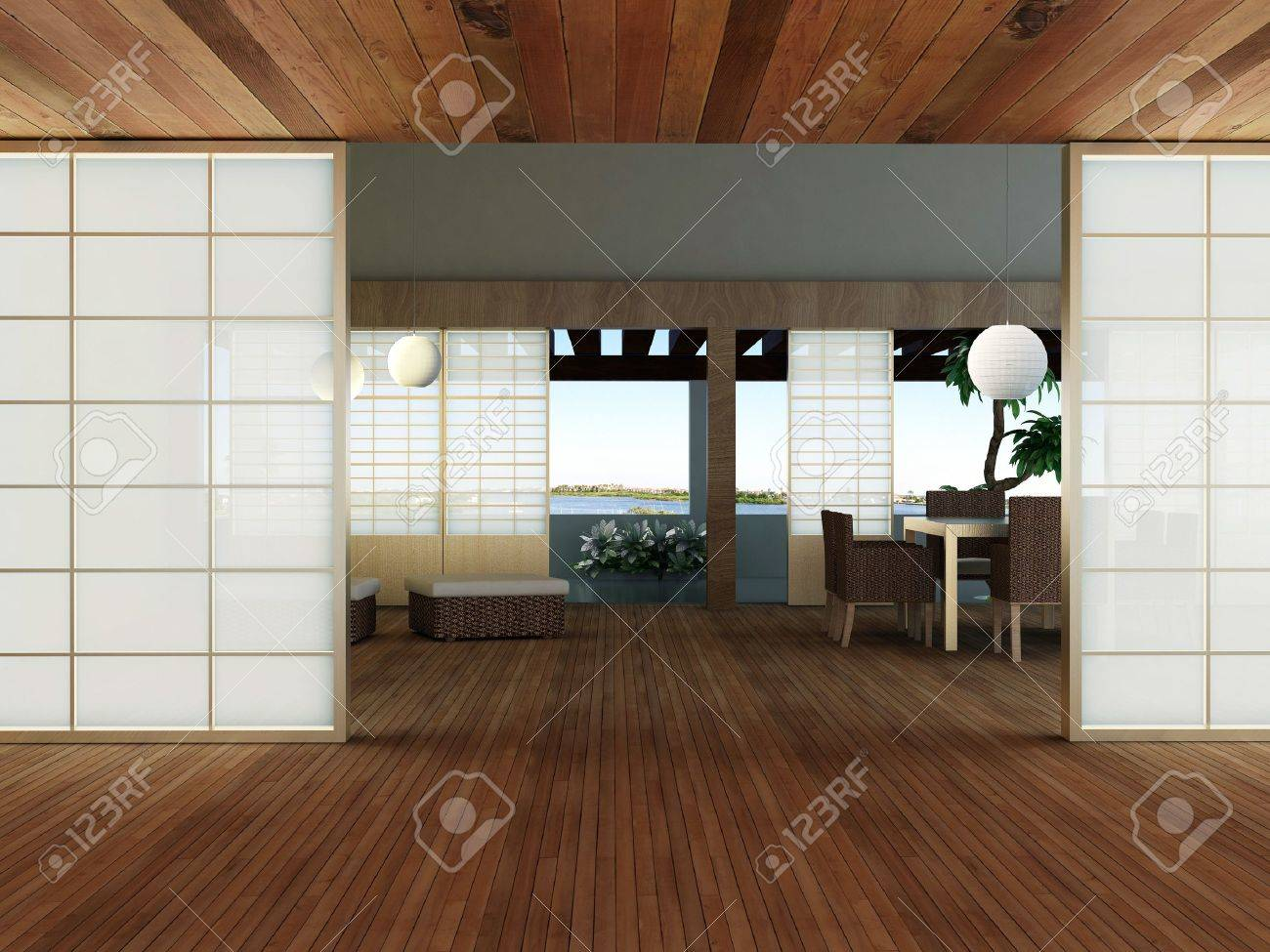 Japanese Style Architecture japanese style architecture images & stock pictures. royalty free
