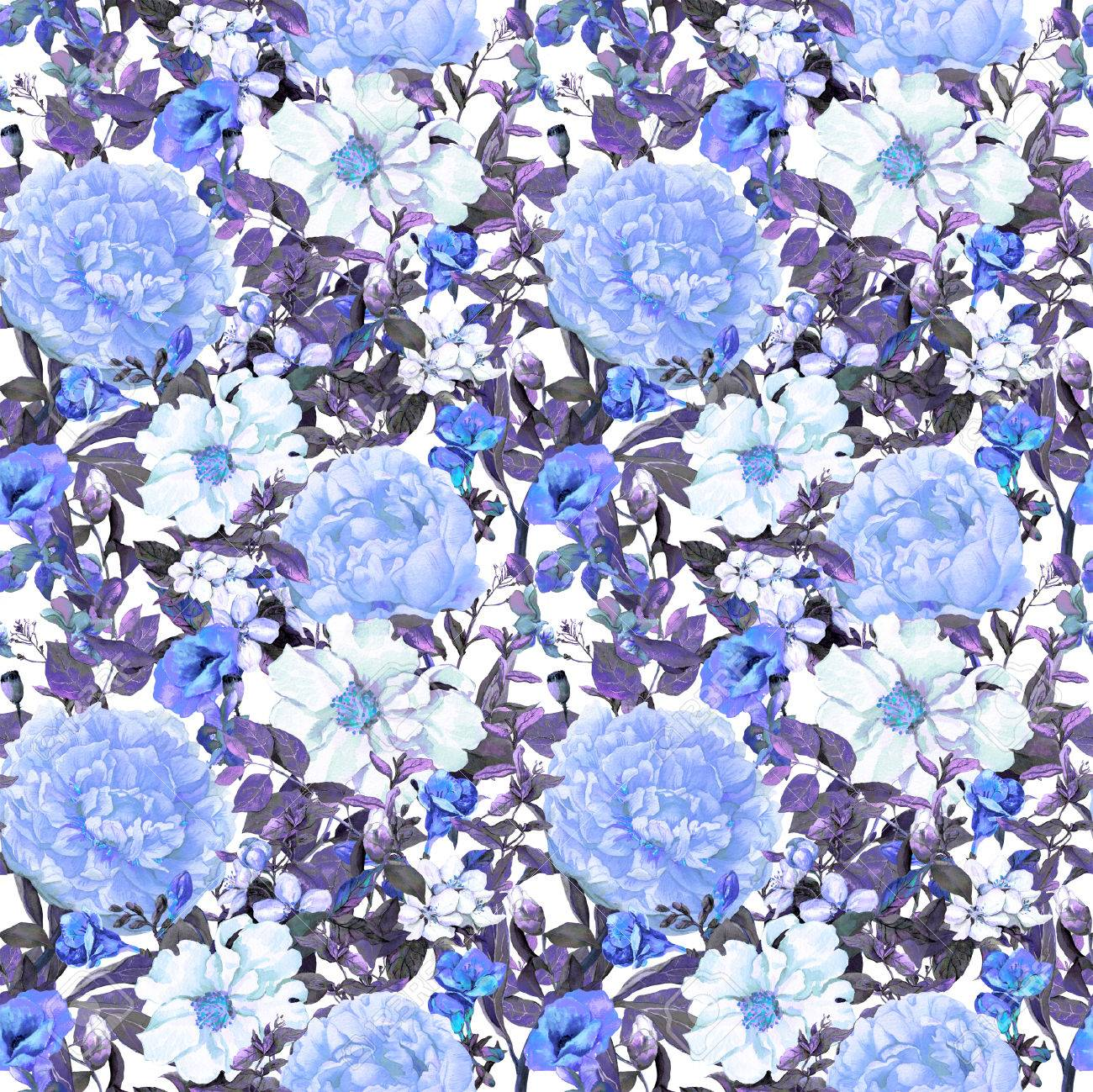 What flowers are blue in color best flower 2017 blue color flowers images impremedia izmirmasajfo Images
